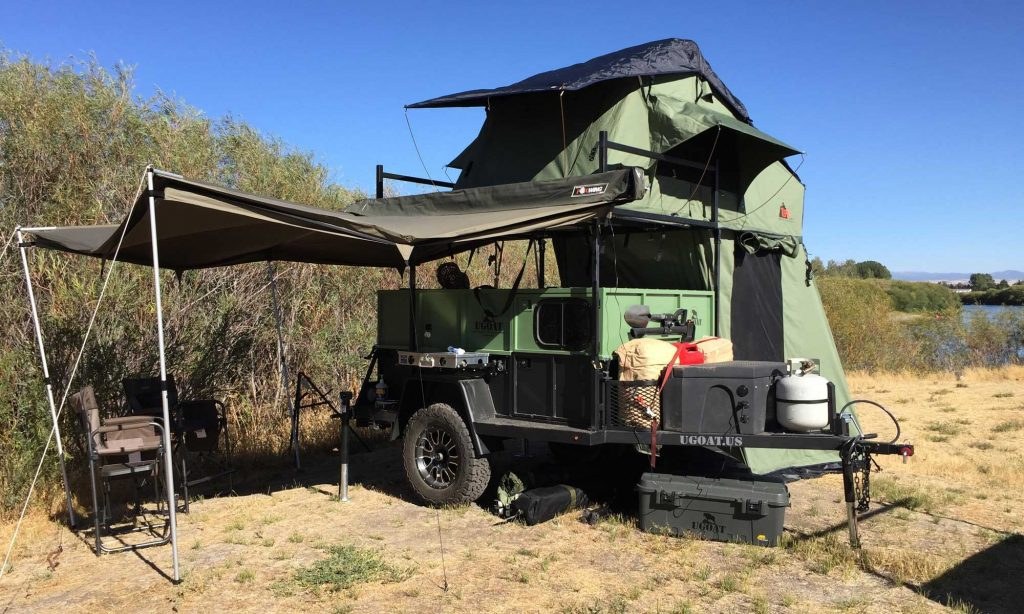 UGOAT OFF Road Camper