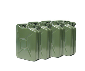 military surplus fuel can